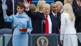 Tweet: Една година Тръмп в Белия дом