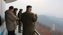 """Изпитанието на ракетния двигател от КНДР показвало """"значим напредък"""""""