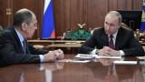 """Русия реагира с """"военно-технически средства"""" на излизането на САЩ от договора за ракетите"""