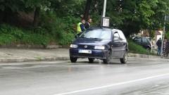 Катастрофи в Благоевград пратиха двама в болница