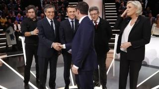 Президентски дебат във Франция
