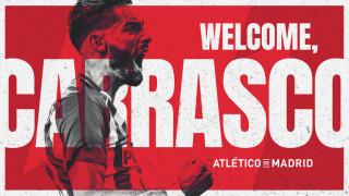 Официално: Атлетико (Мадрид) си върна Яник Ферейра-Караско