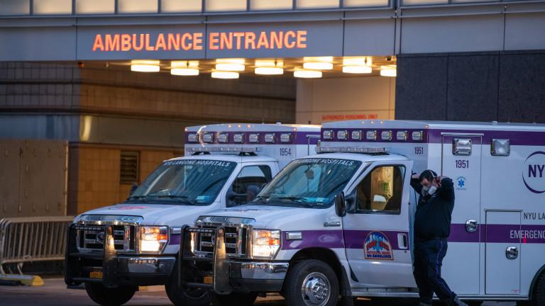 САЩ надхвърлиха 400 000 жертви на коронавируса