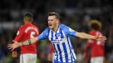 Брайтън победи Манчестър Юнайтед с 1:0