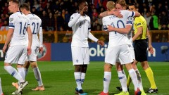 Армения загуби от Финландия с 0:2