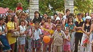 Лятна програма за проблемни деца в Добрич
