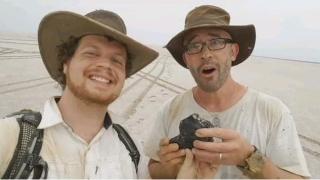 В Австралия откриха паднал метеорит, по-стар от Земята