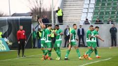 Лудогорец - Верея 5:0, Шверчок с втори гол в мача