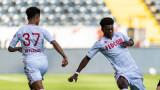 Монако с първа победа в Лига 1 от началото на сезона