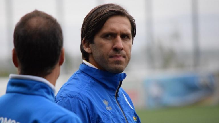 Веселин Бранимиров: Няма да пазим резултата в реванша, можехме да вкараме още голове