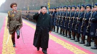 Ким Чен-ун хвали учените си за термоядрения тест, обещава повече ядрени бомби