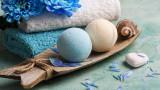 Как да си направим топки за вана