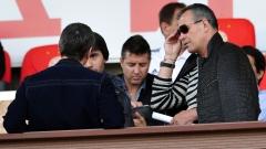 Георги Илиев за Наско Сираков: Ако разпределя пари, ще е пагубно за Левски