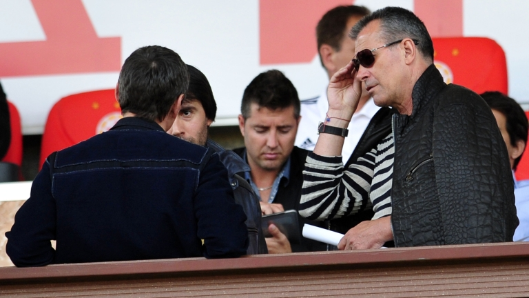 Георги Илиев: ЦСКА е тръгнал нагоре, имаме собственик като Ганчев!