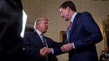 Тръмп си противоречи за уволнението на директора на ФБР