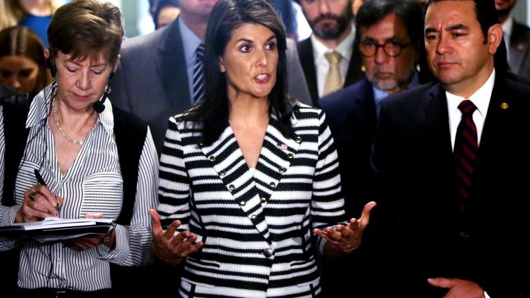 САЩ намекнаха, че пак могат да ударят сирийската армия