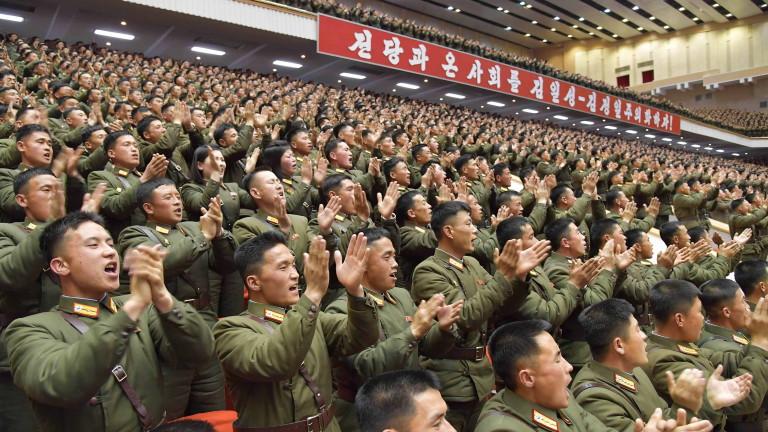 КНДР възстановява полигон за далекобойни ракети