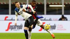 Милан - Аталанта 0:3, гол на Сапата