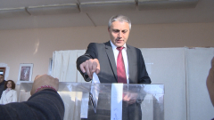 За спасението на България даде своя глас Карадайъ