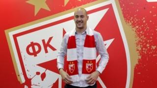 Официално: Милан Борян подписа с Цървена звезда