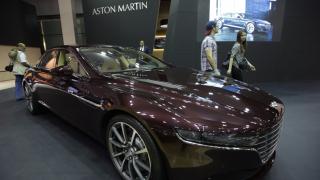Aston Martin планира фабрика в Македония