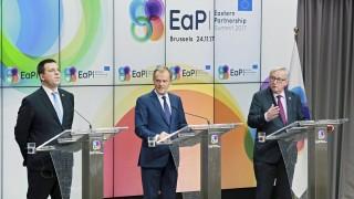 Туск осъди агресията на Русия в Украйна
