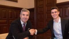 Кепа отряза Реал, подписа с Билбао до 2025 година!
