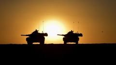 Иран разположи танкове и артилерия до Иракски Кюрдистан