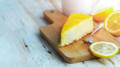"""Как да си направим лимоновия чийзкейк от сериала """"Приятели"""""""