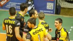 Волейболистите на Миньор твърдят, че не получават заплати