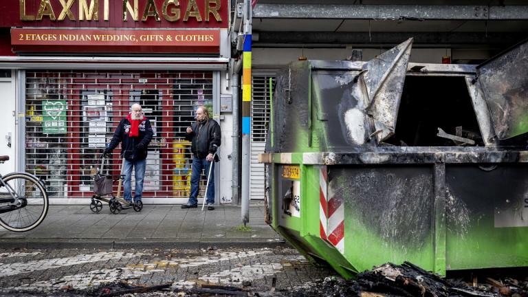 """Правителството на Нидерландия се зарича да не отстъпва пред бунтуващата се """"измет"""""""