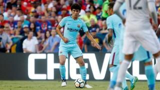 Барселона се спря на юноша за заместник на Андрес Иниеста