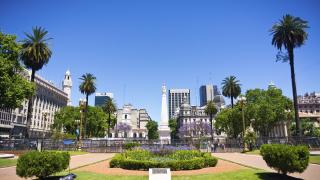 Аржентина поема глътка въздух след рецесията