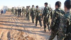 Противникови кюрдски групировки се бият в северозападен Ирак