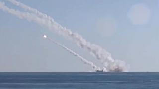 """Русия за първи път изстреля свръхзвуковата ракета """"Циркон"""" от кораб"""