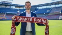 Девет месеца стигат: Спарта (Прага) уволни Андреа Страмачони