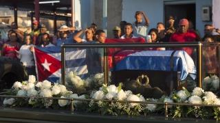Погребението на Фидел и отношенията между великите сили