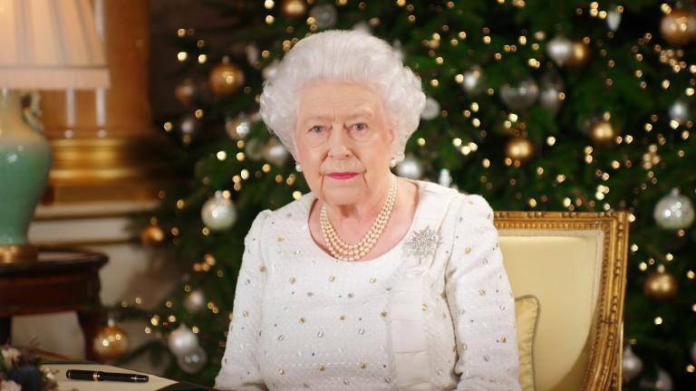 Коледа в кралския двор