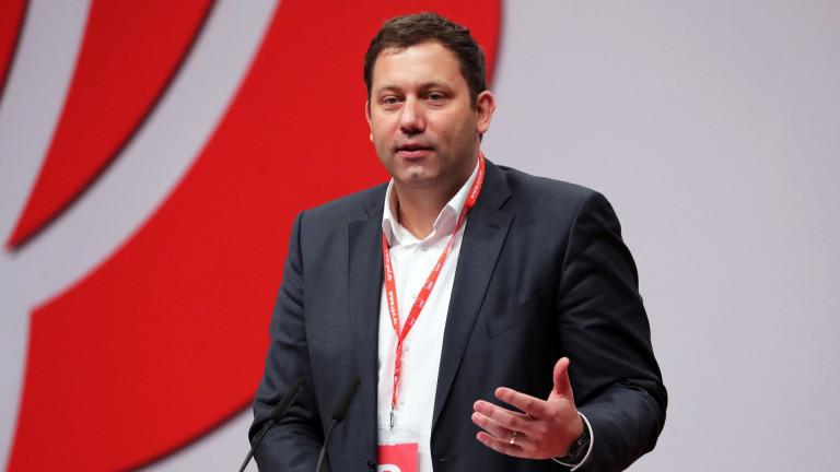 Социалдемократическата партия на Германия обяви, че ще напусне управляващата коалиция