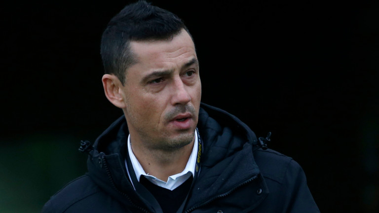Томаш: Цялата футболна общественост смята, че Етър с единия крак е вече изпаднал