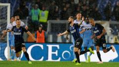 """Интер победи Лацио с 3:0 като гост в Серия """"А"""""""