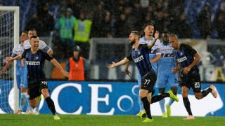 """Блестящ Интер подчини Лацио на """"Олимпико"""""""