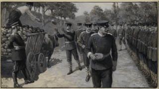 Великите военни изцепки: Настъплението в Тракия и битката при Чаталджа