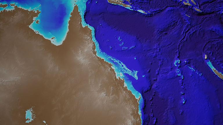Големият бариерен риф в Австралия е изправен пред опустошителната възможност