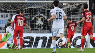 Лацио - Севиля 0:1, гол на Бен Йедер!
