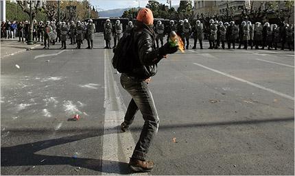 Нова вълна от протести в Гърция