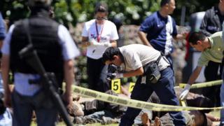 Намериха 17 жертви на ново масово убийство в Мексико