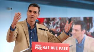 Социалистите водят в Испания преди вота на 28 април