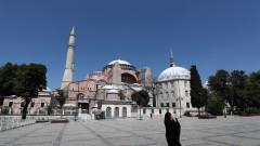 """Руският патриарх размаха пръст на Турция за """"Света София"""""""