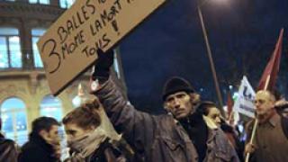Протести белязаха 1-ви май по света